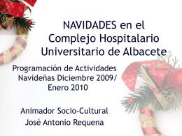 ANIMACIÓN SOCIO-CULTURAL MEMORIA 2008