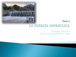 Tema 3 LA ENERGÍA NUCLEAR