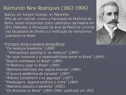 Raimundo Nina Rodrigues (1862