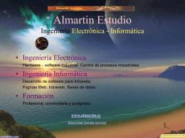Almartin Estudio Ingeniería Electrónica -