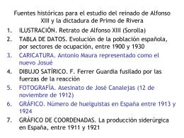 Alfonso XIII con uniforme de húsares, por J.