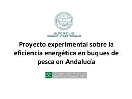 Proyecto experimental sobre la eficiencia