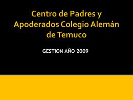 Centro de Padres y Apoderados Colegio Alemán de