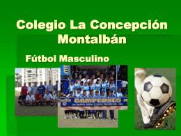 Colegio La Concepción Montalbán