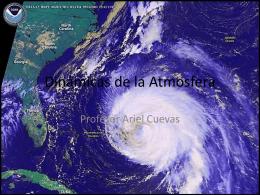 Dinámicas de la Atmosfera
