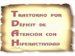TRASTORNO POR DÉFICIT DE ATENCIÓN CON
