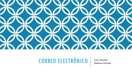 Correo Electrónico - Tecnología e Informática