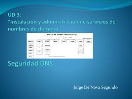 Tema2. Instalación y administración de DHCP.
