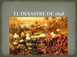 LA RESTAURACIÓN (1875