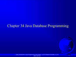 Learning Java - Georgia State University