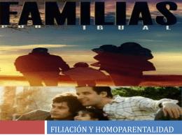 FILIACIÓN Y MATRIMONIO IGUALITARIO