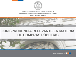 CONTRATOS DE PRESTACIÓN DE SERVICIOS Y