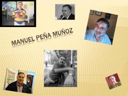 Manuel Peña Muñoz - Didáctica Infinita