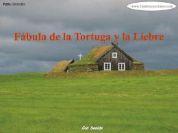 Fábula de la Tortuga y la Liebre