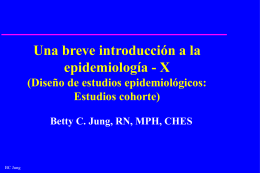 A Brief Introduction to Epidemiology