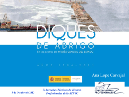 Dique de abrigo - Página Inicio | puertos.es