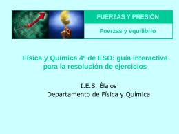 Diapositiva 1 - Página principal del I.E.S.Élaios