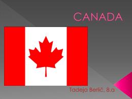 CANADA - Dijaski.net