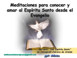 Meditaciones del Espíritu Santo 3
