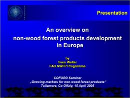 FODA - Presentation