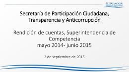 Secretaría de Participación Ciudadana,