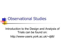 David Torgerson Phd - University of York