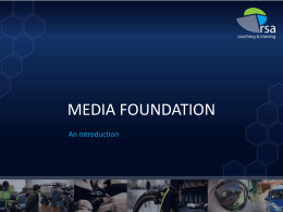 MEDIA FOUNDATION