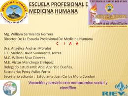 ANÁLISIS ESTRUCTURAL Y FUNCIONAL DE LA ESCUELA