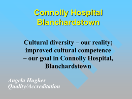 Connolly Hospital Blanchardstown - HPH