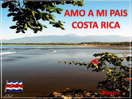 Amo a mi país Costa Rica (cmp)