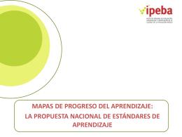 Presentación de PowerPoint - Inicio