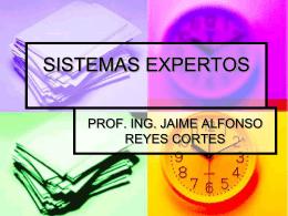 SISTEMAS EXPERTOS&PROF.