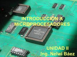 UNIDAD I - Ing. Nelwi Báez Msc. Esp. | Redes: