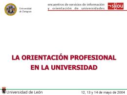 Diapositiva 1 - Bienvenidos a la Universidad de