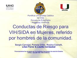 Pontificia Universidad Católica de Chile Escuela