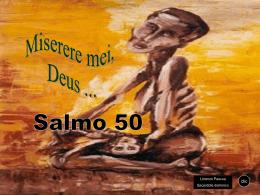 Salmo 50 - Capilla De Oración Católica