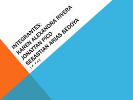 Diapositiva 1 - Mg. Germán Giovanni Báez Plata |