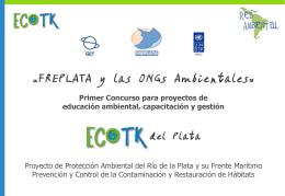 Presentación de la EcoTK del Plata