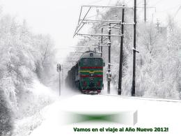 Neujahr- Eisenbahner