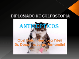 ANTISÉPTICOS - ydeli | WordPress.com