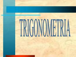 Trigonometricas - Universidad Católica Silva