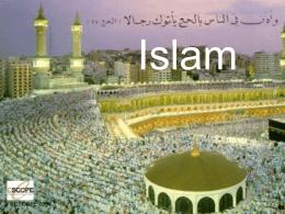 Islam CSCOPE (2) - Freedom Outpost
