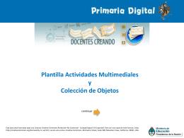 Diapositiva 1 - Primaria Digital. Servidor