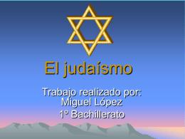 El judaísmo - INTEF