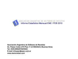 Oferta de Ediciones por Origen Año 2004