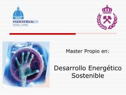 ALMACENAMIENTO MASIVO DE ENERGÍA