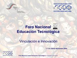 Diapositiva 1 - ITCJ - Instituto Tecnológico de