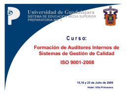Diapositiva 1 - Inicio   Escuela Preparatoria 5