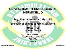 Diapositiva 1 - DEARUTH