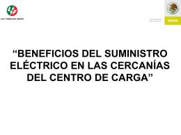 Diapositiva 1 - Comisión Nacional para el Uso